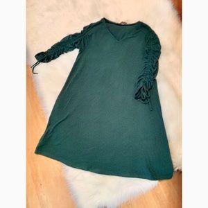 Loft swing sweater dress